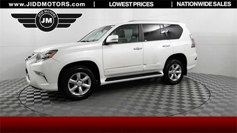 used lexus gx 460 for sale in illinois. Black Bedroom Furniture Sets. Home Design Ideas