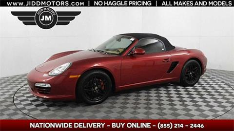 2011 Porsche Boxster for sale in Des Plaines, IL