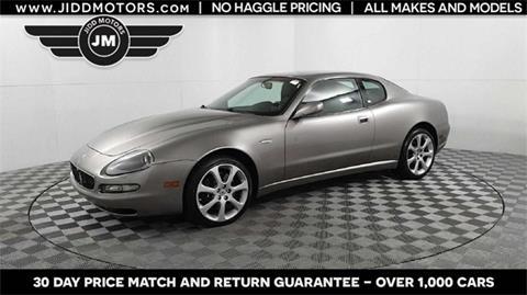 2004 Maserati Coupe for sale in Des Plaines, IL