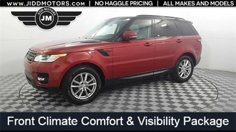 2014 Land Rover Range Rover Sport for sale in Des Plaines, IL