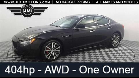 2016 Maserati Ghibli for sale in Des Plaines, IL
