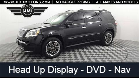 2012 GMC Acadia for sale in Des Plaines, IL