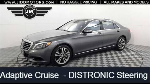 2016 Mercedes-Benz S-Class for sale in Des Plaines, IL