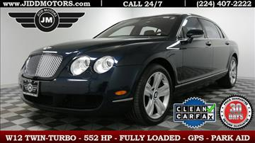2006 Bentley Continental Flying Spur for sale in Des Plaines, IL