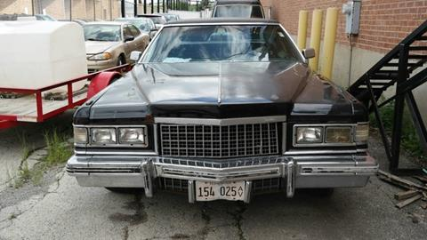 1976 Cadillac Fleetwood for sale in Des Plaines, IL