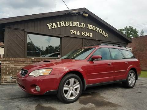 2006 Subaru Outback for sale at Fairfield Motors in Fort Wayne IN
