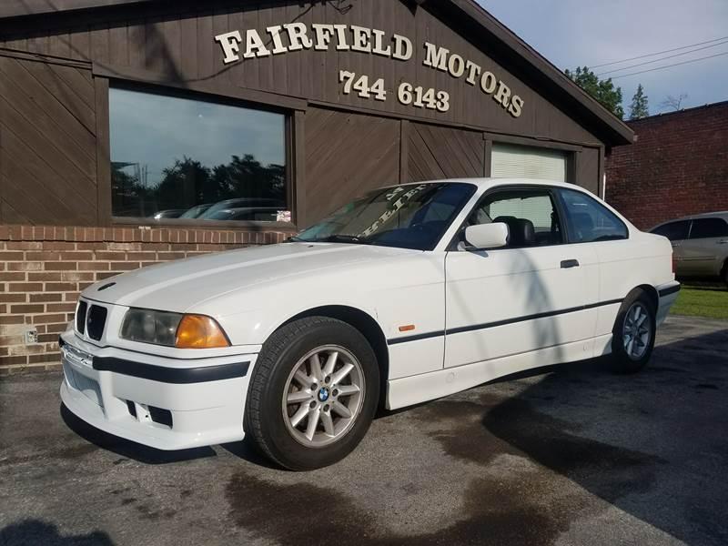 1999 BMW 3 Series for sale at Fairfield Motors in Fort Wayne IN