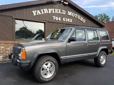 Jeep Used Cars For Sale Fort Wayne Fairfield Motors