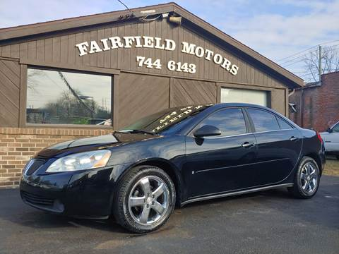 2007 Pontiac G6 for sale in Fort Wayne, IN