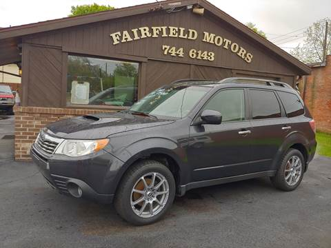 Subaru Fort Wayne >> Used Subaru Forester For Sale In Fort Wayne In Carsforsale Com