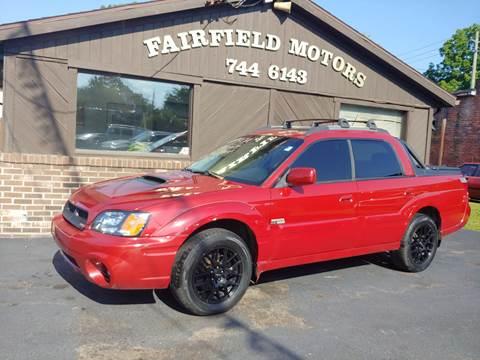 2005 Subaru Baja for sale in Fort Wayne, IN