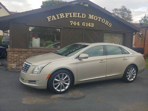 2013 Cadillac XTS Premium Collection for sale at Fairfield Motors in Fort Wayne IN