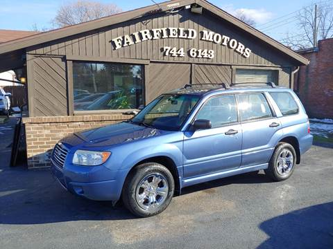 2007 Subaru Forester for sale in Fort Wayne, IN