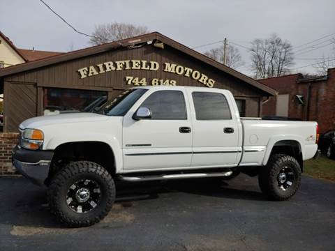 2002 GMC Sierra 2500HD for sale in Fort Wayne, IN