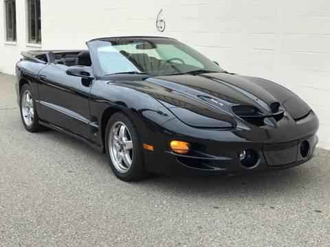 2001 Pontiac Firebird for sale in Troy, MI