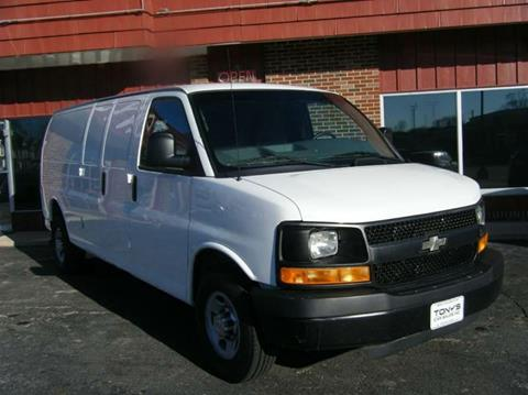2012 Chevrolet Express Cargo for sale in Richmond, IN