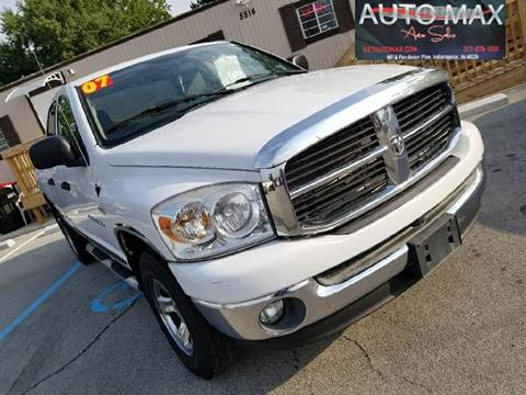 2007 Dodge Ram Pickup 1500 for sale in Indianapolis, IN