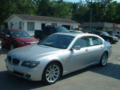 2006 BMW 7 Series for sale at Northgate Auto Sales in Myrtle Beach SC