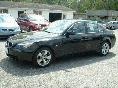 2006 BMW 5 Series for sale at Northgate Auto Sales in Myrtle Beach SC