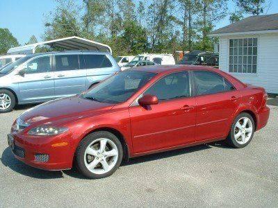 2006 Mazda MAZDA6 for sale at Northgate Auto Sales in Myrtle Beach SC