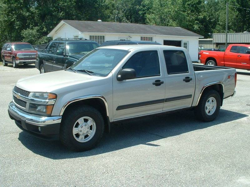 2006 Chevrolet Colorado for sale at Northgate Auto Sales in Myrtle Beach SC