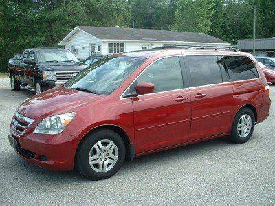 2006 Honda Odyssey for sale at Northgate Auto Sales in Myrtle Beach SC