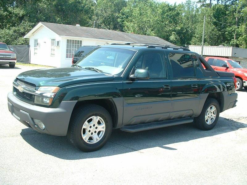 2002 Chevrolet Avalanche for sale at Northgate Auto Sales in Myrtle Beach SC