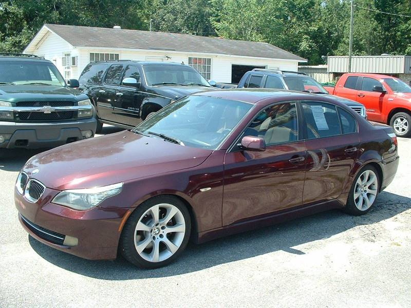2008 BMW 5 Series for sale at Northgate Auto Sales in Myrtle Beach SC