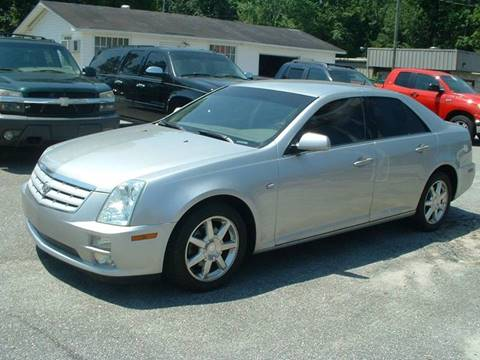 2005 Cadillac STS for sale at Northgate Auto Sales in Myrtle Beach SC