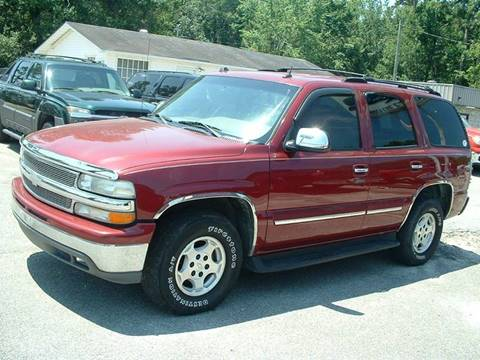 2004 Chevrolet Tahoe for sale at Northgate Auto Sales in Myrtle Beach SC
