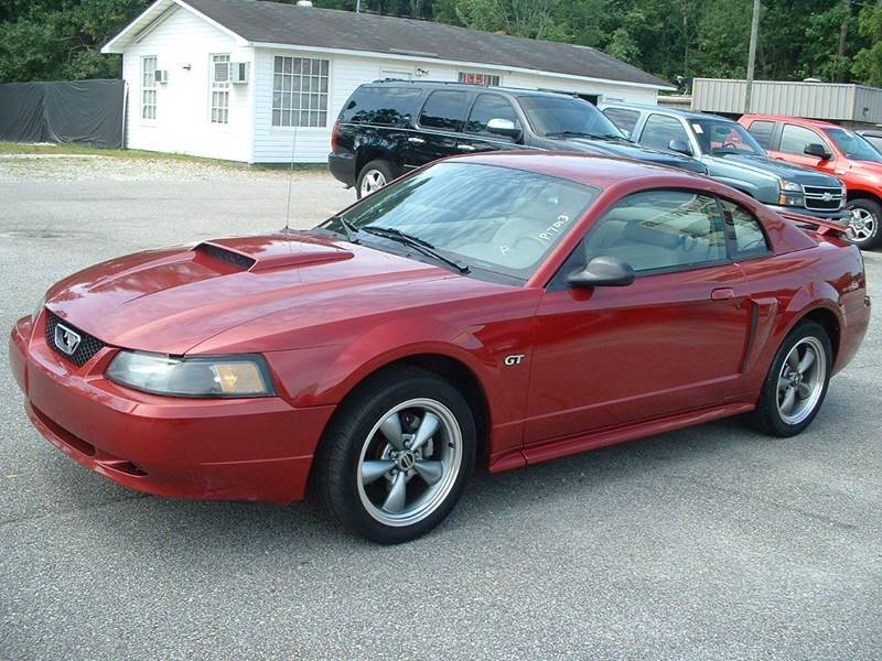2003 Ford Mustang for sale at Northgate Auto Sales in Myrtle Beach SC