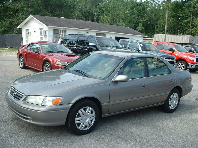 2001 Toyota Camry for sale at Northgate Auto Sales in Myrtle Beach SC