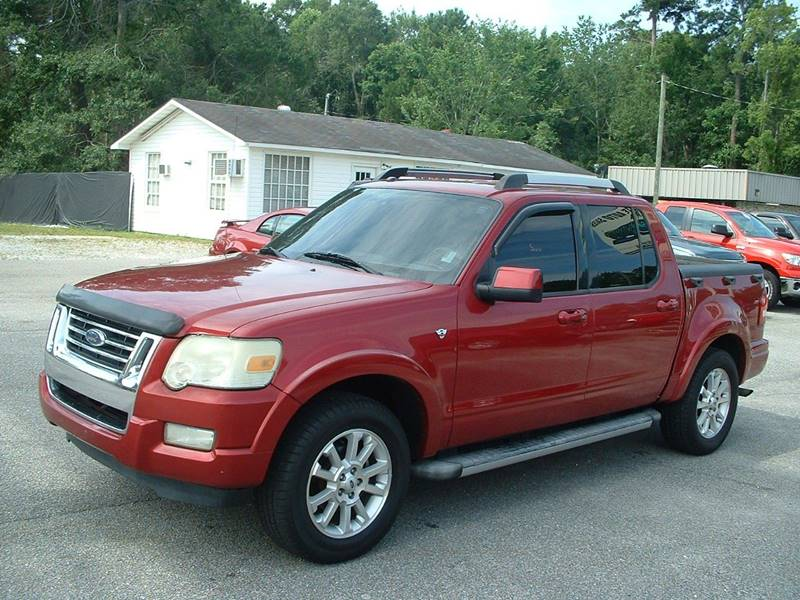 2007 Ford Explorer Sport Trac for sale at Northgate Auto Sales in Myrtle Beach SC