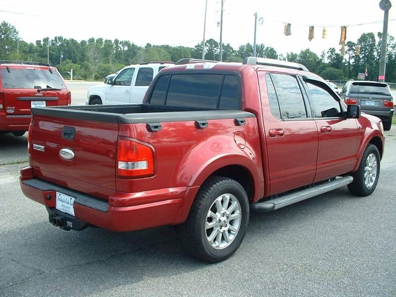 2007 ford explorer sport trac myrtle beach sc myrtle beach south carolina pickup trucks. Black Bedroom Furniture Sets. Home Design Ideas