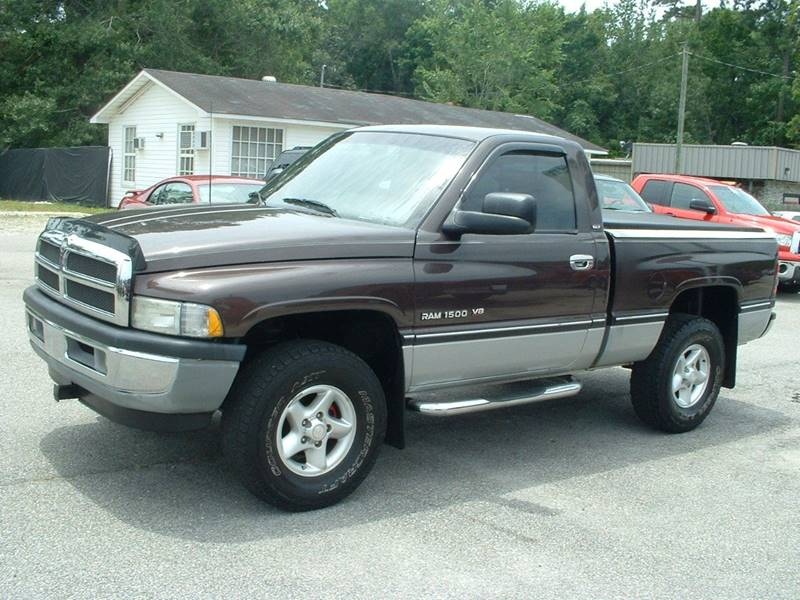 1997 Dodge Ram Pickup 1500 for sale at Northgate Auto Sales in Myrtle Beach SC