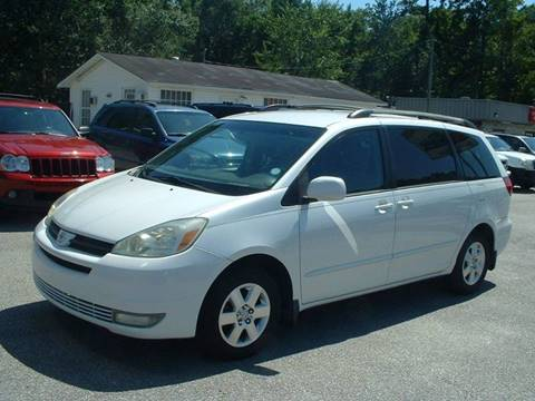 2005 Toyota Sienna for sale at Northgate Auto Sales in Myrtle Beach SC