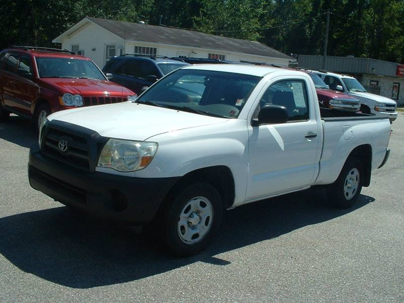 2005 Toyota Tacoma for sale at Northgate Auto Sales in Myrtle Beach SC