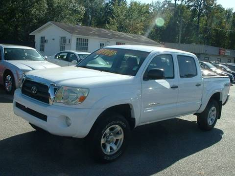 2007 Toyota Tacoma for sale at Northgate Auto Sales in Myrtle Beach SC