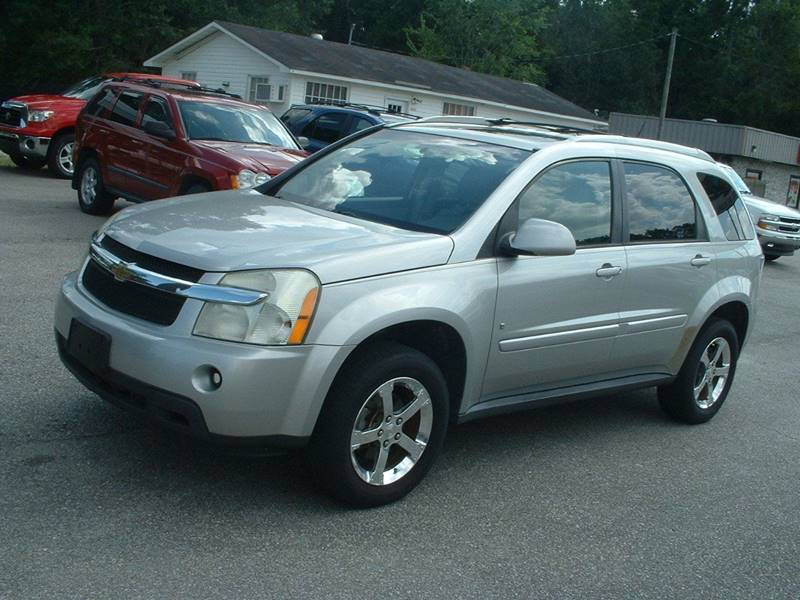 2008 Chevrolet Equinox for sale at Northgate Auto Sales in Myrtle Beach SC