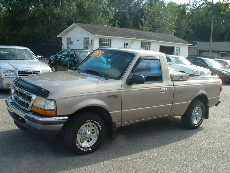 1998 Ford Ranger for sale at Northgate Auto Sales in Myrtle Beach SC