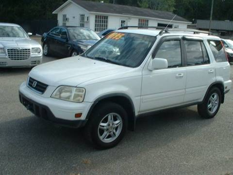 2000 Honda CR-V for sale at Northgate Auto Sales in Myrtle Beach SC