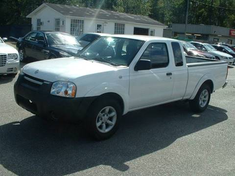 2004 Nissan Frontier for sale at Northgate Auto Sales in Myrtle Beach SC
