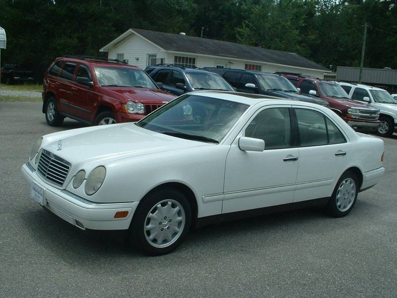 1999 Mercedes-Benz E-Class for sale at Northgate Auto Sales in Myrtle Beach SC