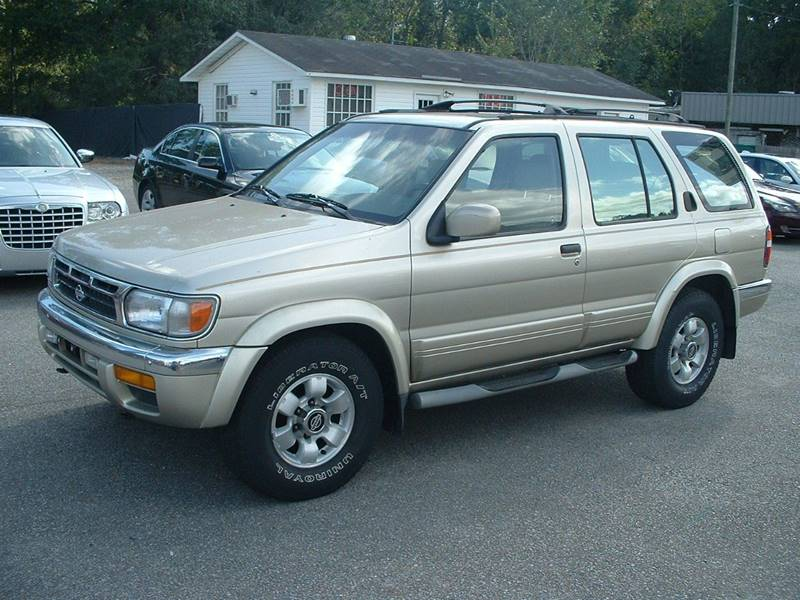 1999 Nissan Pathfinder for sale at Northgate Auto Sales in Myrtle Beach SC