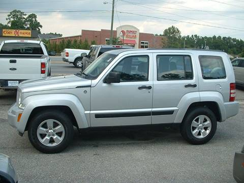 2012 Jeep Liberty for sale at Northgate Auto Sales in Myrtle Beach SC