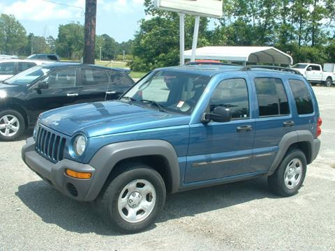 2003 Jeep Liberty for sale in Myrtle Beach, SC