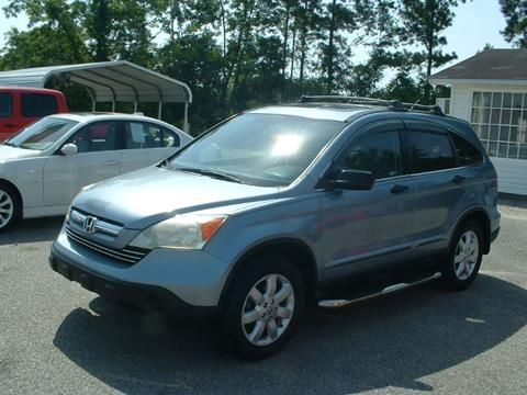 Used Cars Myrtle Beach >> 2009 Honda Cr V For Sale In Myrtle Beach Sc