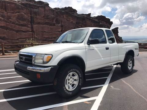 1998 Toyota Tacoma for sale in Lakewood, CO