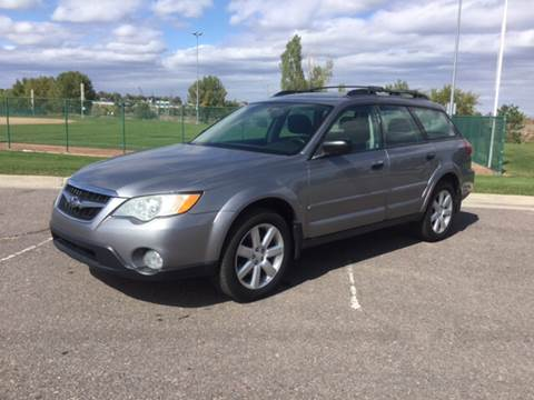 2008 Subaru Outback for sale in Lakewood, CO