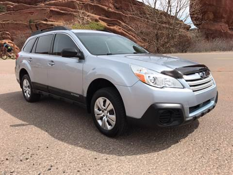 2013 Subaru Outback for sale in Lakewood, CO